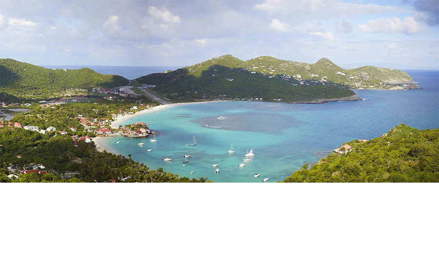<p>Gustavia is the centre of all the action, a busy port that is home to sailing yachts and boats that offer day trips to other islands.</p>