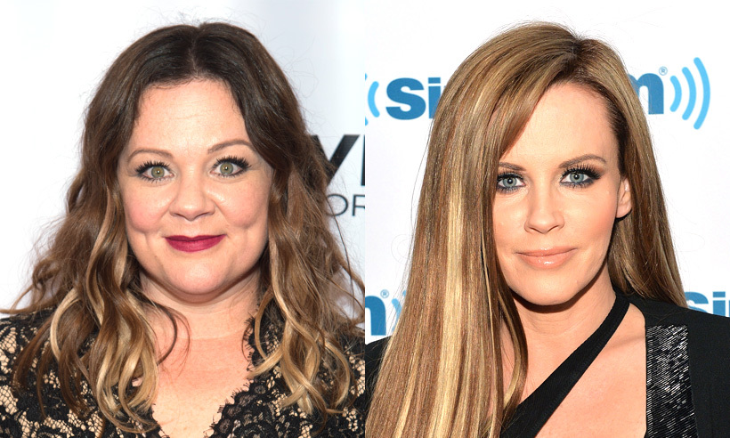 Melissa McCarthy and Jenny McCarthy grew up together in Illinois. It has been reported that it was Jenny who helped Melissa break into show business by getting her a job as a PA on the set of the actress's series <i>The Jenny McCarthy Show</i>.