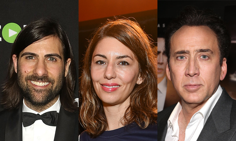 The Coppola family are one of Hollywood's most iconic dynasties, no naturally some top A-listers are going to share its lineage. Jason Schwartzman, Sofia Coppola and Nicolas Cage are the family's three famous cousins.  