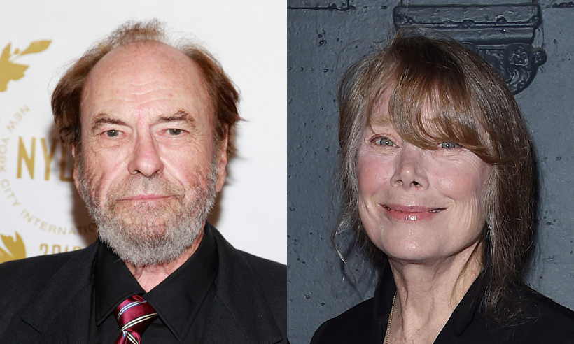 Sissy Spacek credits her cousin Rip Torn for helping her get into acting back in the 1970s. 