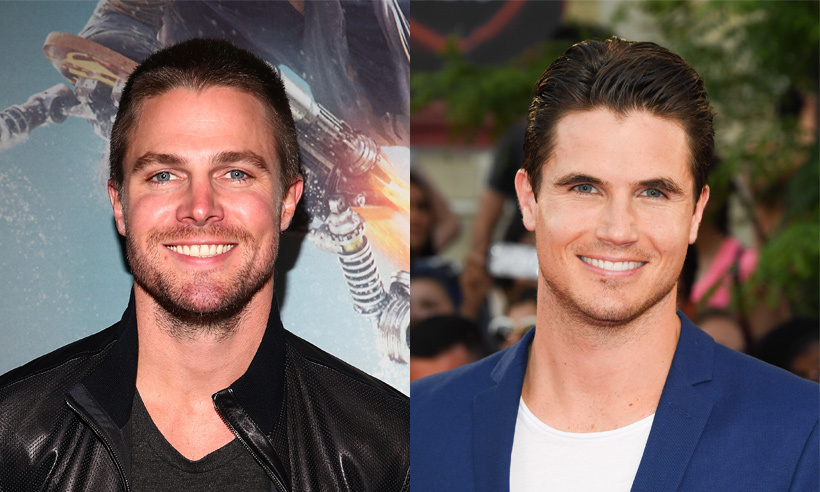 Canadian cousins Stephen and Robbie Amell grew up in Toronto. Both found fame in superhero series, <i>Arrow</i> and <i>The Flash</i>, respectively, and up next they will film their own crowd-funded supernatural film <i>Code 8</i> in their hometown.  