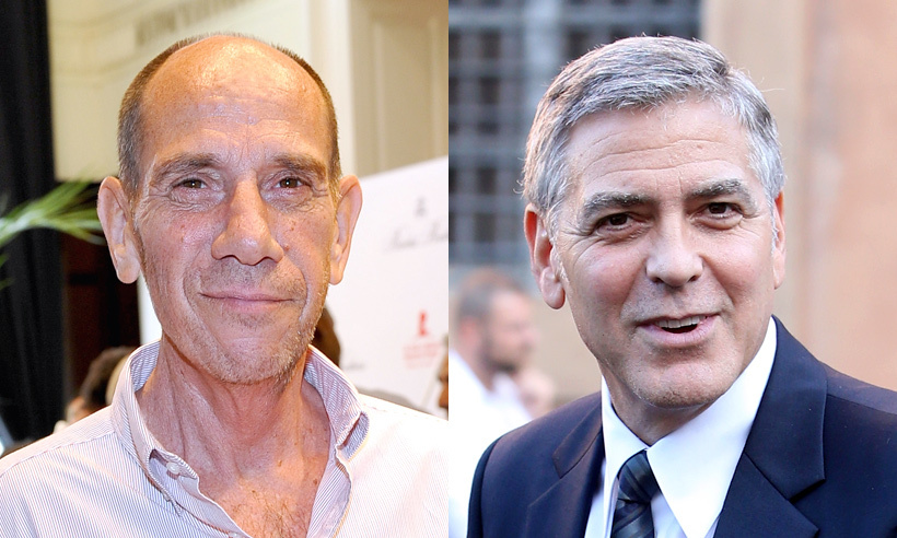Actor Miguel Ferrer (<i>NCIS Los Angeles</i> and <i>Iron Man 3</i>) is the son of Rosemary Clooney who happens to be George Clooney's aunt. 