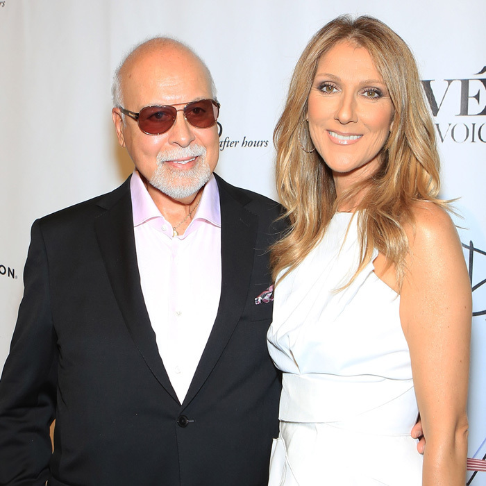 "Celine has found ""peace"" since losing her husband in January.