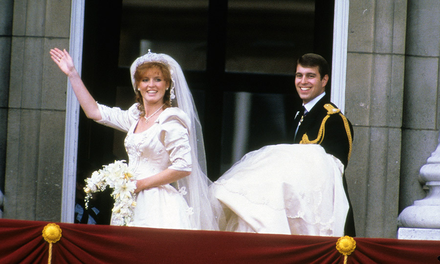 "The couple said ""I do"" at Westminster Abbey on 23 July 1986 before waving to crowds from Buckingham Palace.