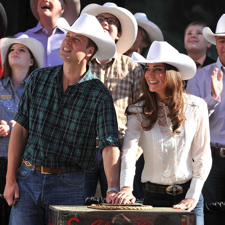Will and Kate last visited Canada in 2011. 