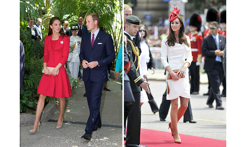 <h4>Kate's clothes