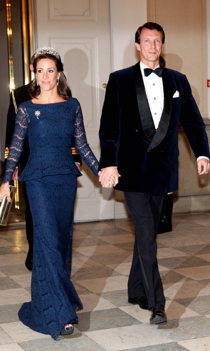 <h4>Princess Marie and Prince Joachim of Denmark