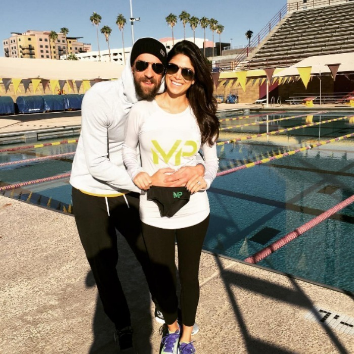 Michael Phelps and Nicole Johnson had their first child, Boomer, together in May 2016.