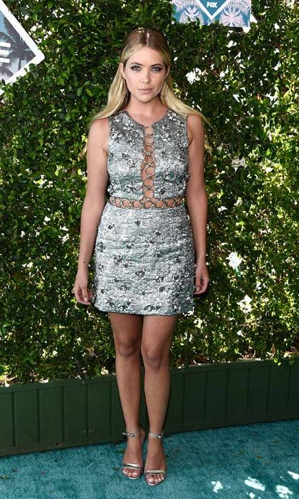 Pretty Little Liars star Ashley Benson.