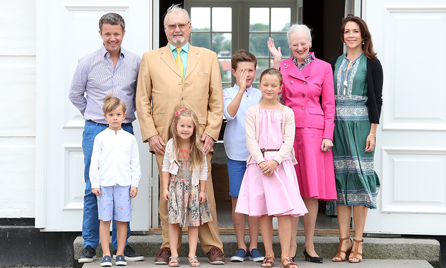 <p>For their summer holiday, Crown Prince Frederik and Crown Princess Mary of Denmark headed off to the East coast of Jutland, the Danish countryside that borders Germany.