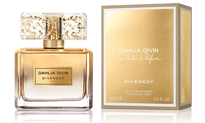 "<p><b>Givenchy Dahlia Divin Le Nectar De Parfum, $135 for 75ml at <a href=""http://www.thebay.com"" target=""_blank"">Hudson's Bay</a></b></p>