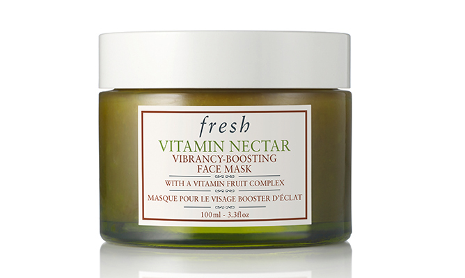"<p><b>Fresh Vitamin Nectar Vibrancy-Boosting Face Mask, $72, at Sephora and <a href=""http://www.sephora.ca"" target=""_blank"">sephora.ca</a></b></p>