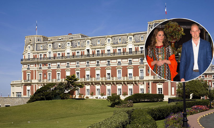 Imperial Palace Hotel Biarritz