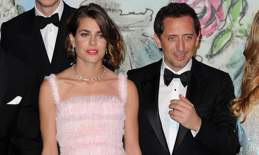 <p>Charlotte soon became linked to French comedian Gad Elmaleh, who was 15 years her senior.