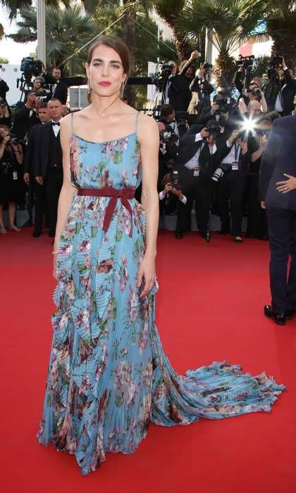 Stealing the show at Cannes Film Festival in 2015.