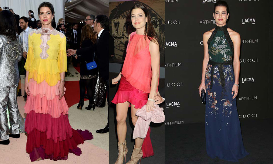 "<p> A longtime Gucci muse and regular on the world's best-dressed lists, <a href=""/tags/0/charlotte-casiraghi/"">Charlotte Casiraghi</a>'s reputation as a royal fashionista extends well beyond Monaco.</p><p>Click through our gallery to see her best style moments to date...</p>"