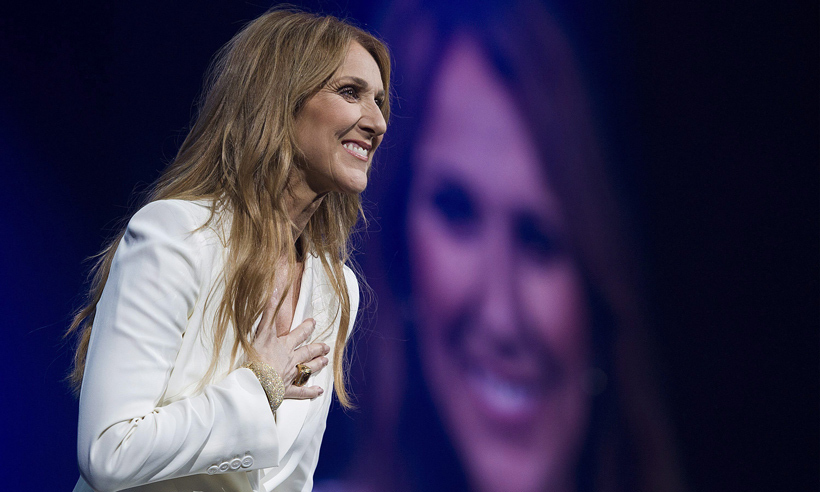 Celine was delighted by the fan response to her Montreal show.
