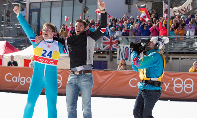 <h2> <em>Eddie the Eagle </em>(2016)</h2>