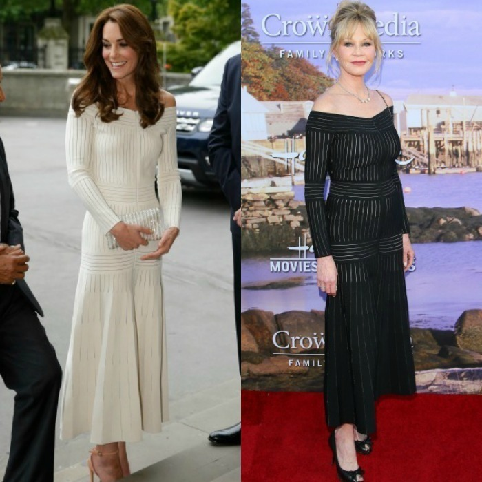 <h2>Kate and Melanie Griffith</h2>