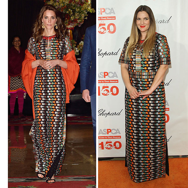 <h2>Kate and Drew Barrymore</h2>