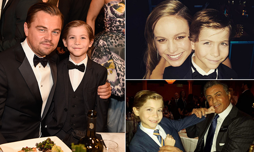 Jacob Tremblay has won a Critics' Choice Award, starred in an Oscar-winning film (<i>Room</i>) and charmed Hollywood heavyweights like Leonardo DiCaprio, Steven Spielberg, Sofia Vergara, just to name a few. Did we mention he's only 11-years-old? 