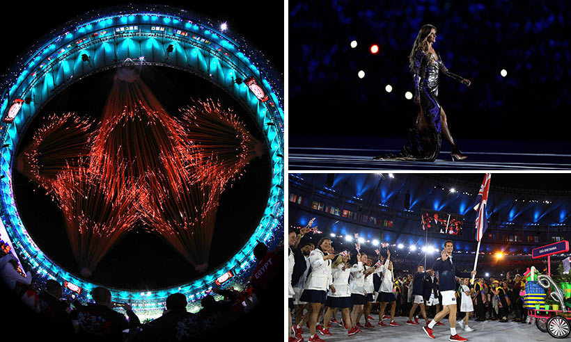 The Rio Olympic Ceremony took place on Friday night and it was certainly one to remember.<br> 
