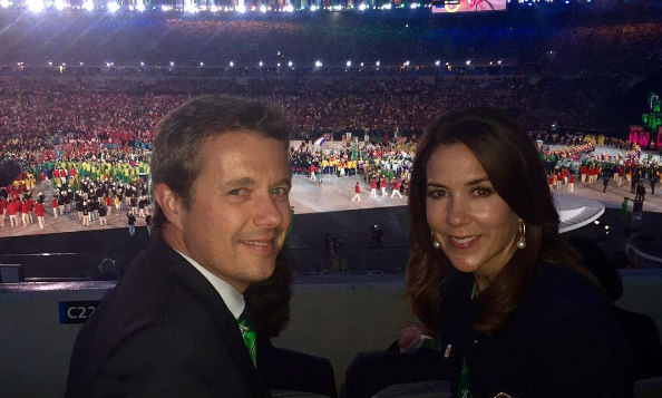 <p>Another member of the IOC, Crown Prince Frederik of Denmark has been a fervent supporter of the Games and flew to Brazil with his wife Princess Mary days before Rio kicked off.