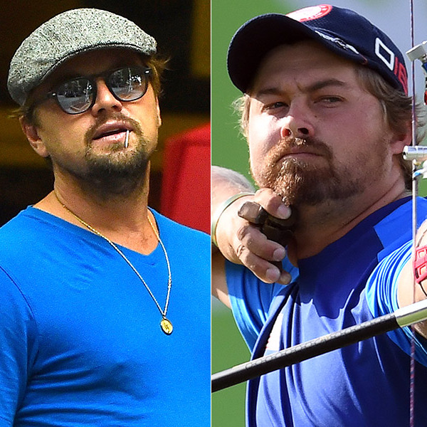 Brady Ellison, meanwhile, has been likened to Leonardo DiCaprio.