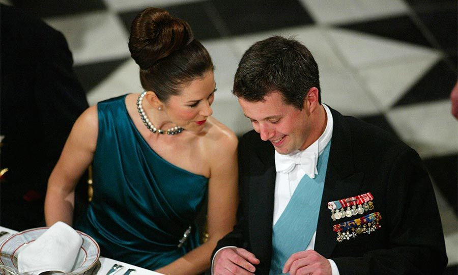 <p>After months of letters and long distance phone calls, Mary decided to move from Australia to Denmark to be with her love in December 2001.