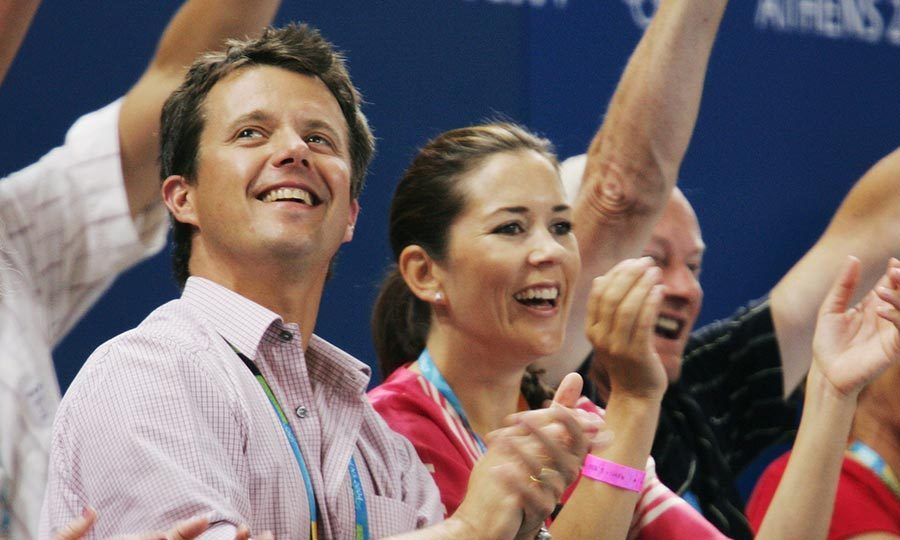 <p>Crown Prince Frederik and Mary Donaldson's love story began at the 2000 Olympics. The then 32-year-old Prince met Tasmanian born Mary while attending summer games in Sydney.