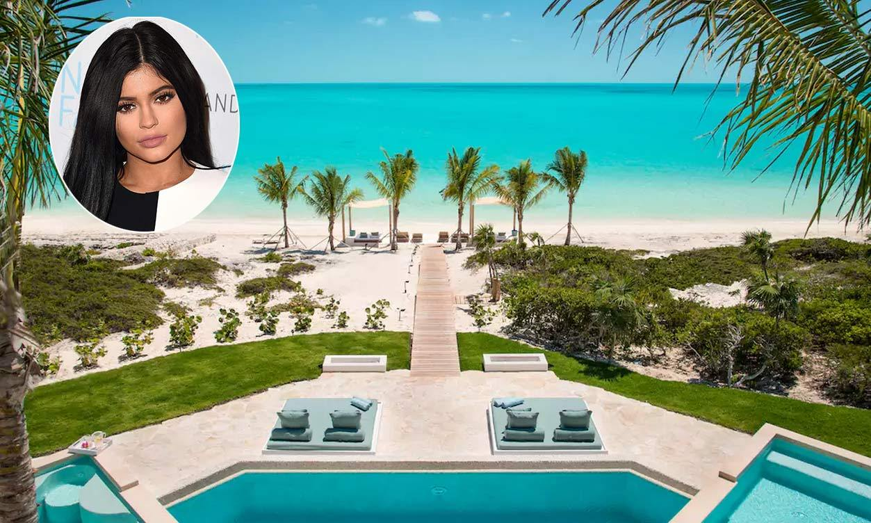 "Earlier this month, Kylie Jenner celebrated her ""best birthday yet"" in Turks and Caicos with her sister Kendall Jenner, boyfriend Tyga and close friends Hailey Baldwin and Bella Hadid. 