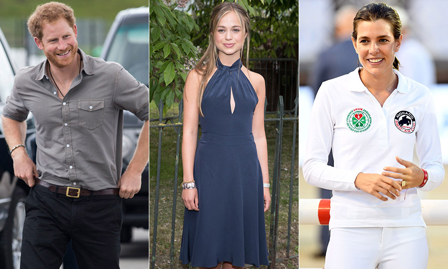 They have titles, live in exquisite homes and palaces and travel the world in style, but there is one thing these young royals are missing - true love. 