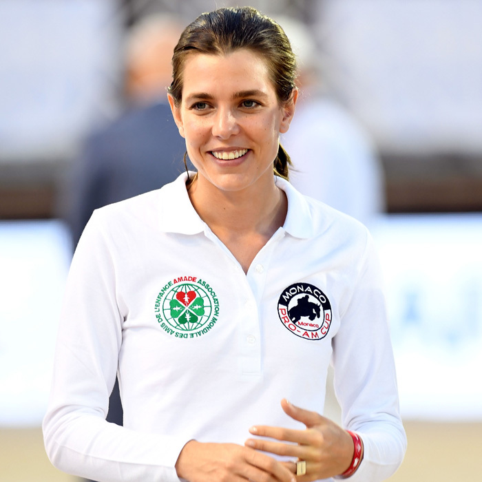 <h3>CHARLOTTE CASIRAGHI</h3>