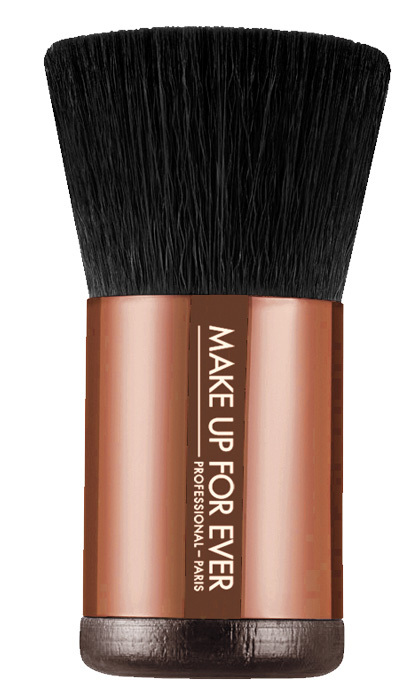 <strong>Make Up for Ever Pro Bronze Kabuki Brush</strong>,  $38, at <em>Sephora</em>