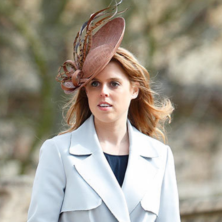 <h3>PRINCESS BEATRICE</h3>