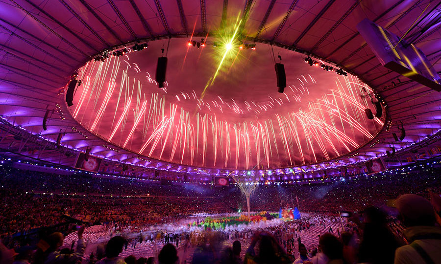 Despite the wet and wild weather, Rio pulled out all the stops to put on an incredible Olympics closing ceremony.