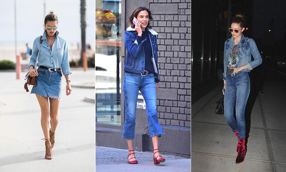 Whether they have Canuck ties or not, celebrities like Rachel McAdams and Gigi Hadid understand the beauty of a Canadian tuxedo - and it takes the guessing work out of coordinating an outfit! Simply grab a denim top and bottom and bring some of the Great White North into your aesthetic. Click through our gallery to see how the stars rock the iconic look...