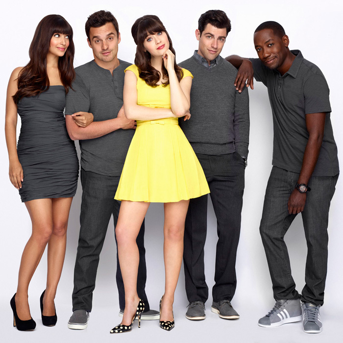 "<span style=""font-size: larger; font-weight: bold;"">NEW GIRL</span><br><span style=""font-size: large;""><strong>PREMIERE</strong> Sept. 20, City</span>
