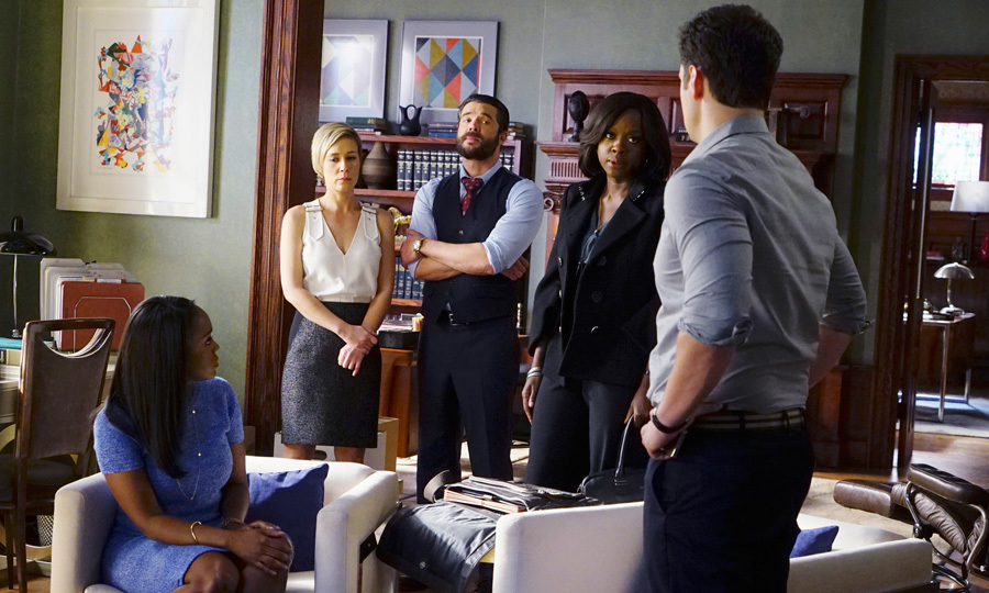 "<span style=""font-size: larger; font-weight: bold;"">HOW TO GET AWAY WITH MURDER</span><br><span style=""font-size: large;""><strong>PREMIERE</strong> Sept. 22, CTV</span>