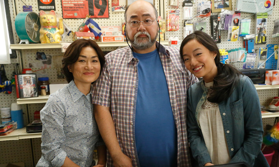 "<span style=""font-size: larger; font-weight: bold;"">KIM'S CONVENIENCE</span><br><span style=""font-size: large;""><strong>PREMIERE</strong> Oct. 4, CBC</span>