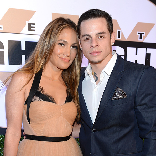 Jennifer Lopez and Casper Smart have ended their five year on-off romance.