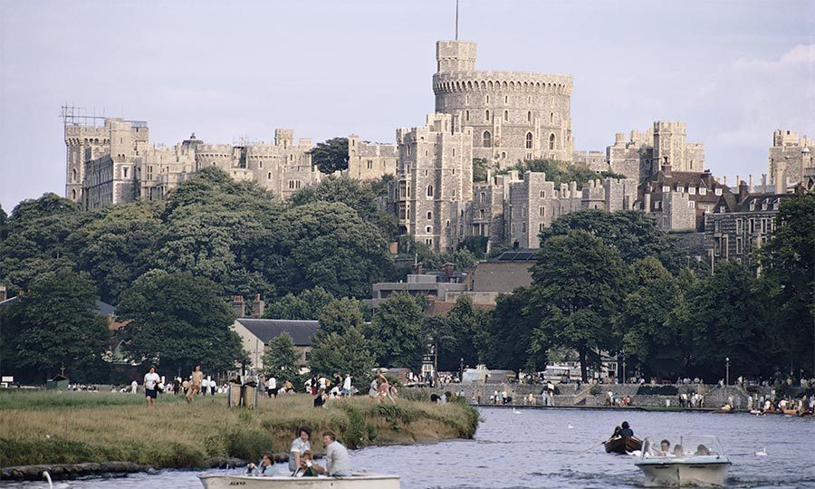 <h3>Windsor Castle