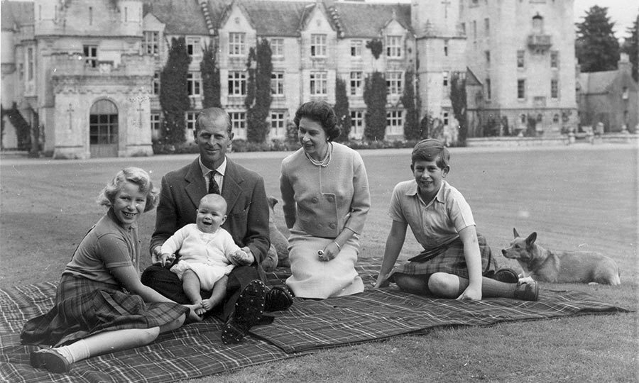 For decades, the family has spent summer holidays here where barbeques and picnics are standard fare.