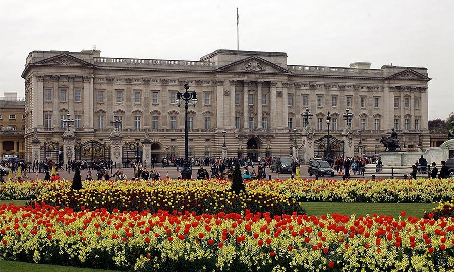 <h3>Buckingham Palace