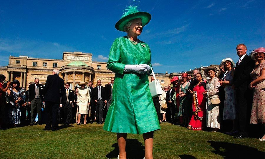 More than one million people have attended garden parties hosted by the Queen.