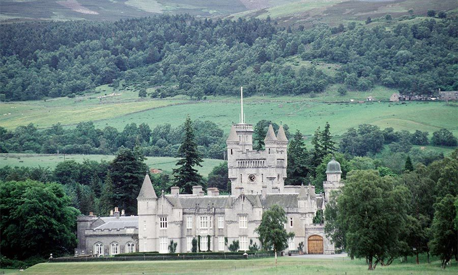 <h3>Balmoral Castle