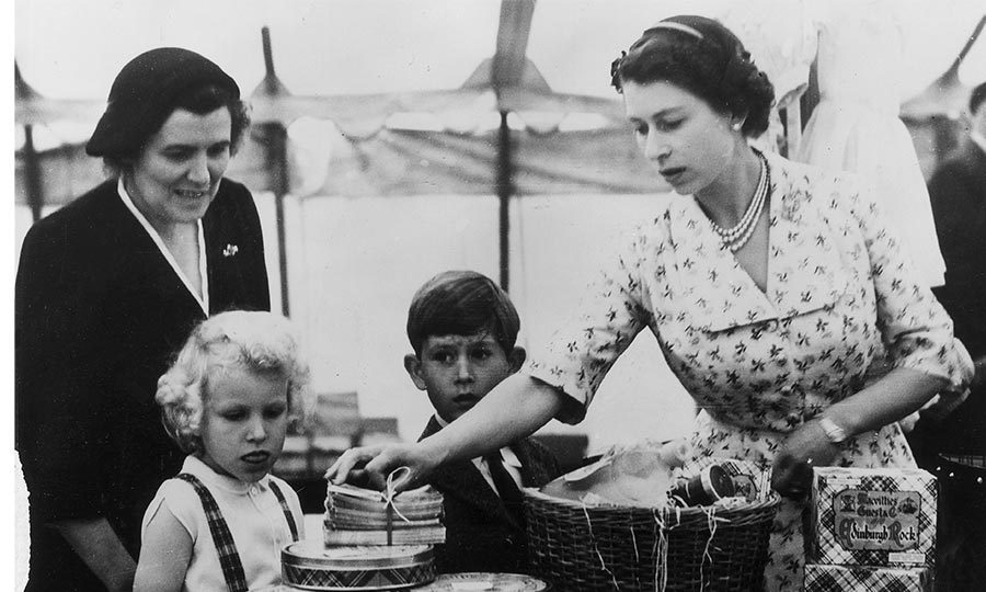 The estate provides plenty of food for the royal table. From salmon in the River Dee to prized Highland cattle.