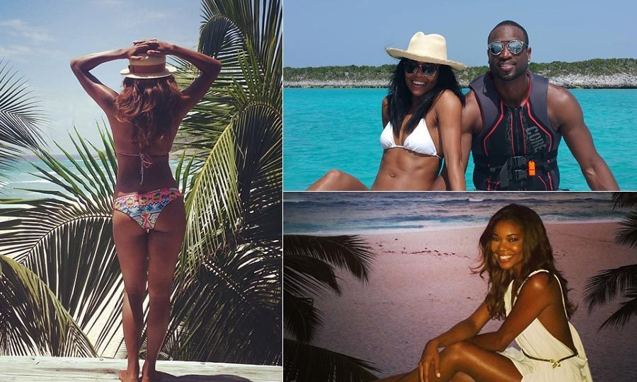 <h3>Gabrielle Union and Dwyane Wade