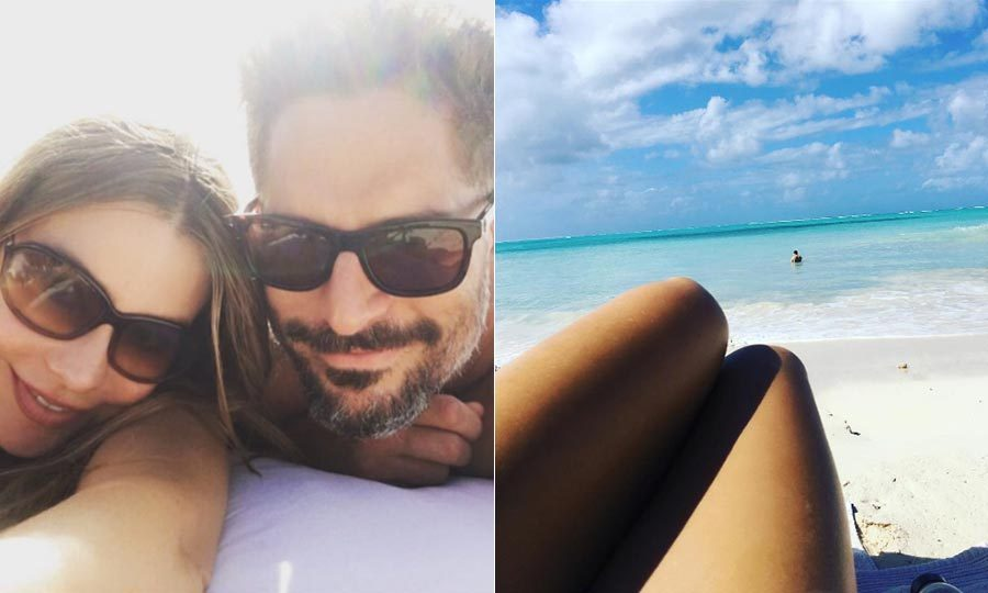 <h3>Sofia Vergara and Joe Manganiello