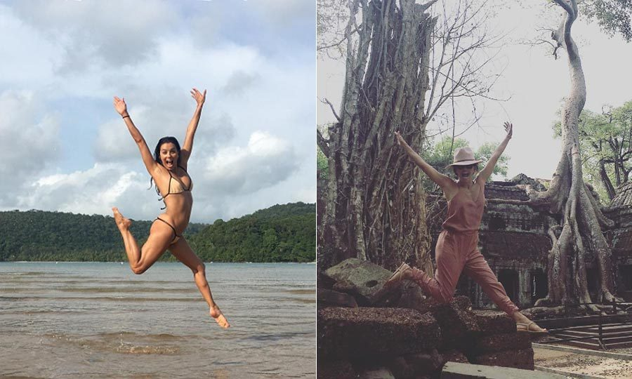 <h3>Eva Longoria and José Bastón